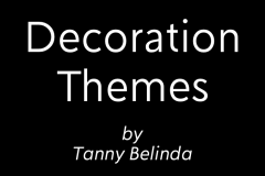 Decoration Themes - acryl on premium canvas