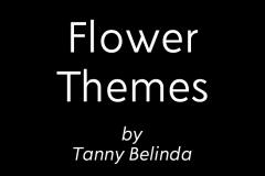 Flower Themes - acryl on premium canvas