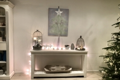 Xmas decoration + sideboard 1